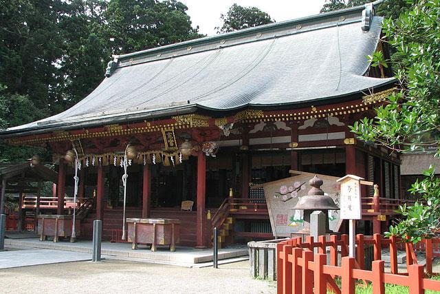 塩竈 神社